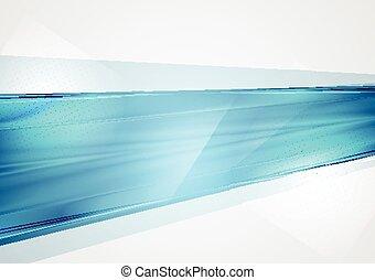 azul, brillante, tecnología, Extracto, Plano de fondo
