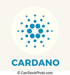 azul, cardano, descentralizado, acodado, (ada), blockchain, ...