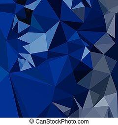 azul, catalina, polígono, resumen, bajo, plano de fondo