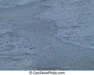 azul, cinzento, marbled, grunge, textura