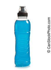 azul, energia, bebida