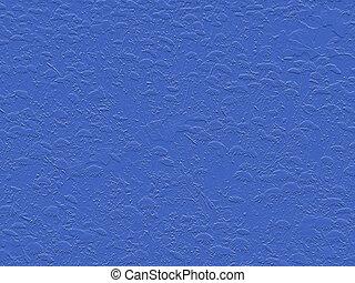 azul, fondo., resumen, palette.