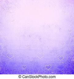 azul, grunge, pared, textura, plano de fondo, o