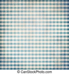 azul, guinga, grunge, plano de fondo, picnic, mantel