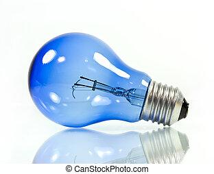 azul ligero