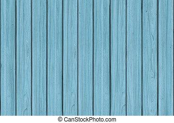 azul, madeira, grunge, madeira, padrão, textura, fundo, planks.