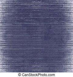 azul, madera, slatted, plano de fondo, aislado