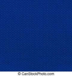 azul, malla, real, jersey