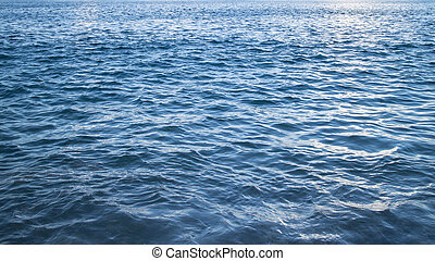 azul, mar, fundo