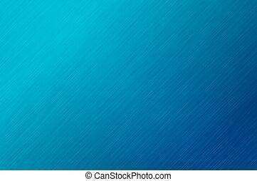 azul, metal