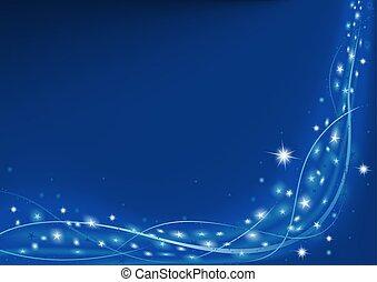 azul, natal