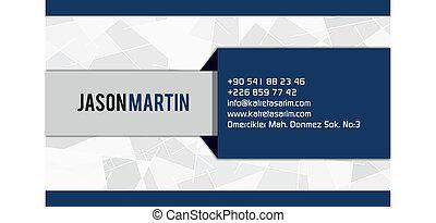 azul, negócio incorporado, cartão
