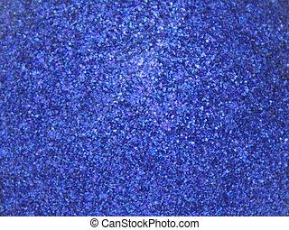 azul oscuro, resplandor