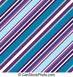 azul, padrão, seamless, diagonal