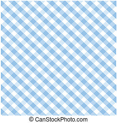 azul, padrão, xadrez, seamless