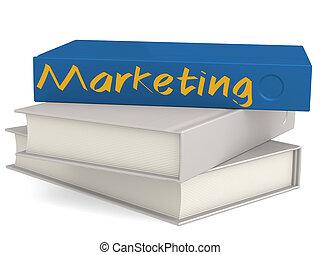 azul, palavra, marketing, difícil, cobertura, livros