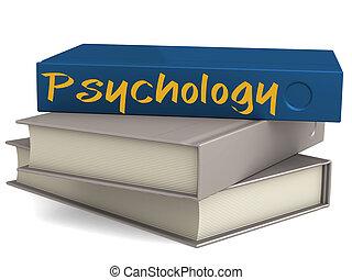 azul, palavra, psicologia, difícil, cobertura, livros