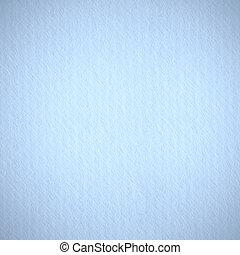 azul, papel, plano de fondo