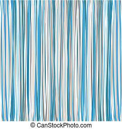azul, patrón, rayado, vertical, plano de fondo