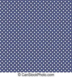 azul, patrón, seamless, blanco, patriótico, geométrico