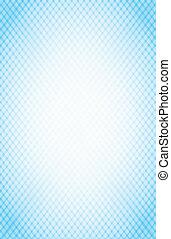 azul, projeto teste padrão, ilustração