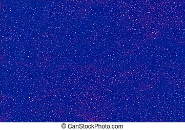 azul, resumen, universo