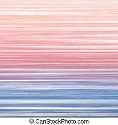 azul, rosa, ondulado, plano de fondo, colorido, gradiente, ...