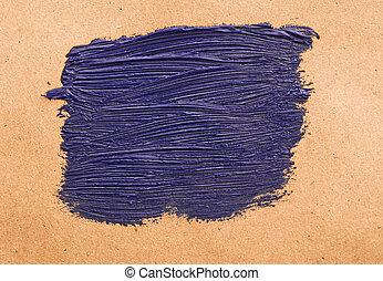 azul, textura, apoplexia, papel, fundo, recicle