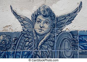 azulejo, ange