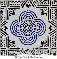 azulejo, lisbonne