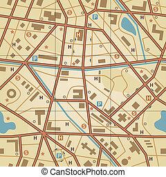 azulejo, mapa