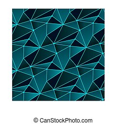 azulejo, patrón, línea, eamless