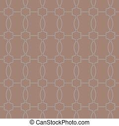 azulejo, patrón, seamless, marroquí