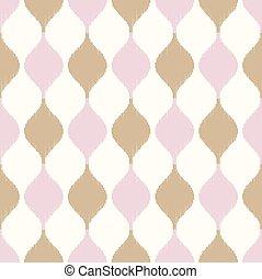 azulejo, resumen, seamless, geométrico