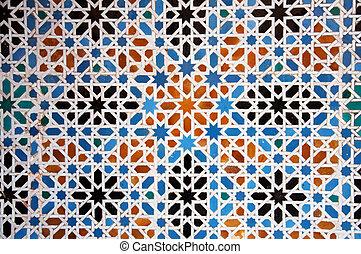 azulejos, mosaico