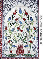 azulejos, turco