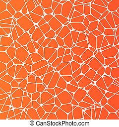 azulejos, vidro, abstratos, manchado, experiência., mosaico