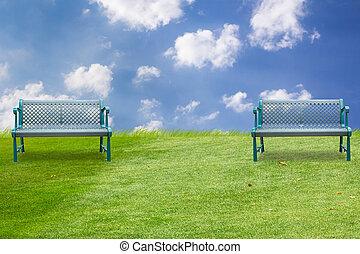 bágyasztó, a parkban