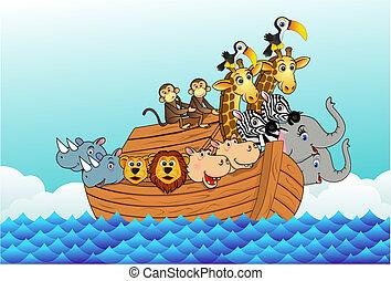 bárka, noé