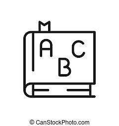 básico, conhecimento, ilustração, desenho