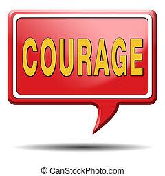 bátorság