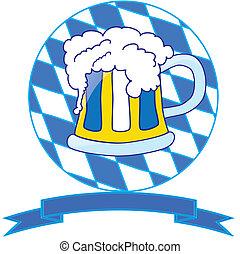 bávaro, cerveza