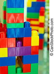 bâtiment, 01, blocs