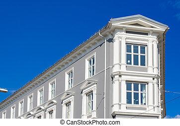 bâtiment, architecture