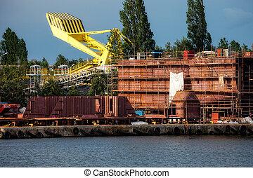 bâtiment, bateau