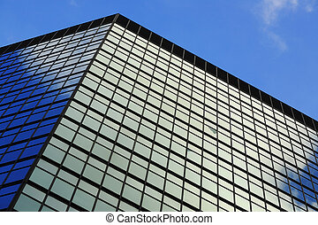 bâtiment bureau