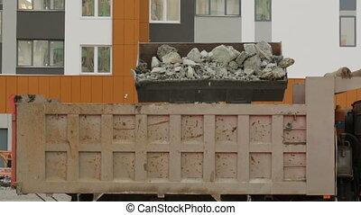 bâtiment, classeur, site, fonctionnement