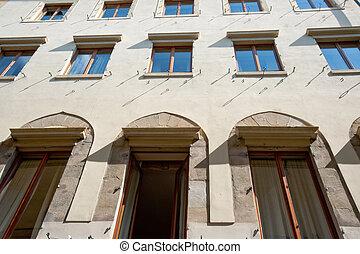 bâtiment,  Florence