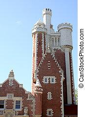 bâtiment, historique