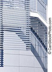 bâtiment, moderne